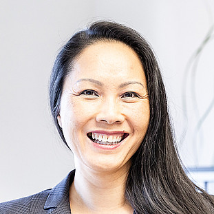 Head of Sales International: Kim-Thuy Dinh