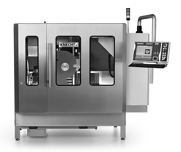 2012 | Grinding Machine for Sickle-shaped and Circular Knives A 95